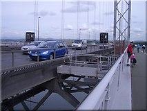 NT1279 : Forth Road Bridge by Callum Black