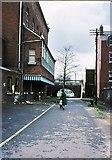 SU1484 : Old canal site, Swindon by Gordon Hatton