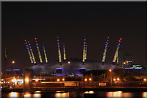 TQ3980 : O2 Arena by Peter McDermott