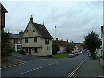 TM1763 : Market Cross Debenham by Keith Evans