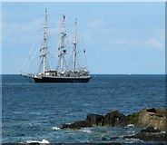 J5182 : The 'Lord Nelson', Ballyholme Bay, Bangor by Rossographer