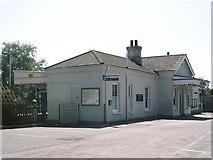 TQ6304 : Pevensey & Westham station by David Kemp