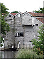 TG2225 : Burgh Mill - the locum by Evelyn Simak