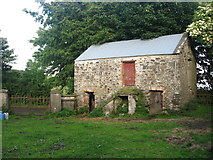 N7398 : Farm building at Cornamagh, Co. Cavan by Kieran Campbell