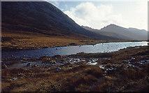 NR9545 : Loch na Davie, Arran by Tom Richardson