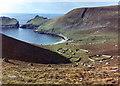 NF1099 : An Lag Bho'n Tuath, St Kilda by M J Richardson