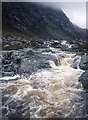 NC2833 : In Gleann Dubh by Tom Richardson