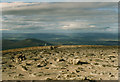 NJ0004 : North from Cairngorm summit by Nigel Brown