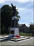 J2664 : War Memorial, Lisburn by Kenneth  Allen