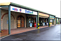 SO4382 : Harry Tuffins Supermarket, Craven Centre - a Border Institution by P L Chadwick
