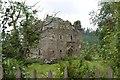 SO3677 : Hopton Castle by Mr M Evison