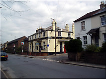 TQ4667 : The 'Royal Albert', 127 Lower Road, St. Mary Cray by Dr Neil Clifton