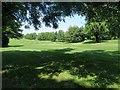 ST7664 : Golf course, Bathampton Warren by Derek Harper