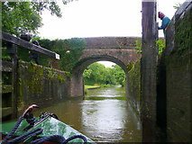 SU3668 : Kennet and Avon Canal east of Hungerford 7 by Jonathan Billinger
