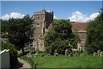 TQ8209 : All Saints Church, Hastings, East Sussex by Oast House Archive