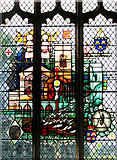 TG0934 : The church of SS Peter & Paul - south aisle window by Evelyn Simak