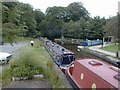 SK0182 : Peak Forest Canal by Gerald England