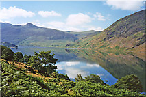 NY1618 : Crummock Water by Christine Matthews