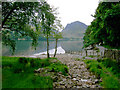NY1716 : Buttermere on a calm morning by Slbs
