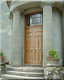 SS6140 : Front door at Arlington Court by Simon Huguet
