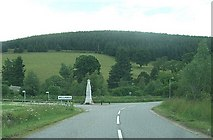 NJ3513 : Approach to Bellabeg by Stanley Howe