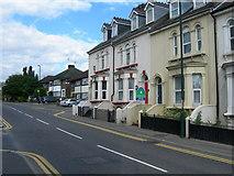 TQ7369 : Frindsbury Road, Strood by Danny P Robinson