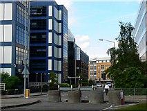 SU1585 : Milford Street, Swindon by Brian Robert Marshall