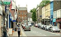 J4844 : Market Street, Downpatrick by Albert Bridge