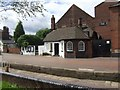 SP0099 : Walsall Branch Canal -Toll House at Walsall Top Lock by John M
