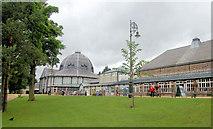 SK0573 : Pavilion Gardens. by John Firth