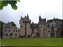NH6037 : Aldourie Castle by Colin Smith