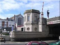 SY6778 : Weymouth Town bridge by Nick Mutton