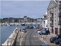 SY6778 : Weymouth Harbour by Nick Mutton