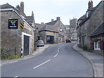 SY9682 : Corfe Castle - East Street by Nick Mutton