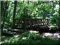 SM9835 : Footbridge over Afon Gwaun by ceridwen