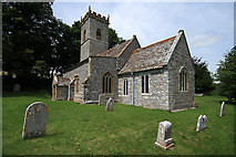 SY7699 : Parish Church of St Martin - Cheselbourne (2) by Mike Searle