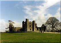 N8560 : The ruins of Bective Abbey by Row17