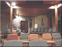SD9771 : Scargill House: Marsh Lounge by Stephen Craven
