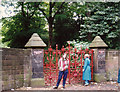 SJ4187 : Strawberry Field entrance, 1988 by Keith Edkins