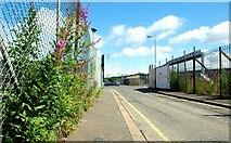 J3475 : Little York Street, Belfast (1) by Albert Bridge