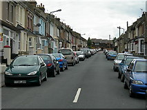 TQ7369 : Kitchener Road, Strood (1) by Danny P Robinson