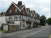 TQ7369 : London Road, Strood by Danny P Robinson