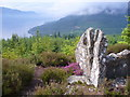 NH4217 : Stone Seat Viewpoint by Colin Smith