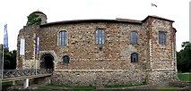 TL9925 : Colchester Castle by Rob Farrow