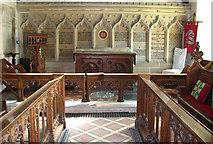 TG1022 : St Michael's church by Evelyn Simak