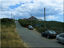 TQ4200 : The Highway, Peacehaven by Kevin Gordon