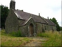 SN0923 : St Nons Church by Shaun Butler