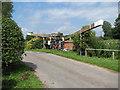TF9924 : The Bintree Mill Bypass Sluice by Evelyn Simak