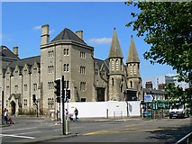 SU1484 : Former railway museum, Swindon by Brian Robert Marshall