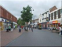 SO9496 : Church Street Scene Bilston by Gordon Griffiths